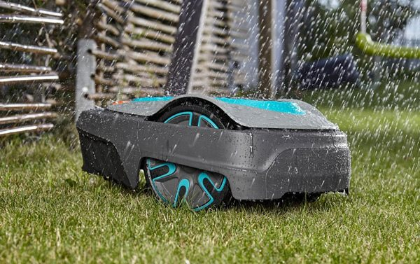 Whatever The Weather, Your Mower Will Continue To Work So You Don't Have To