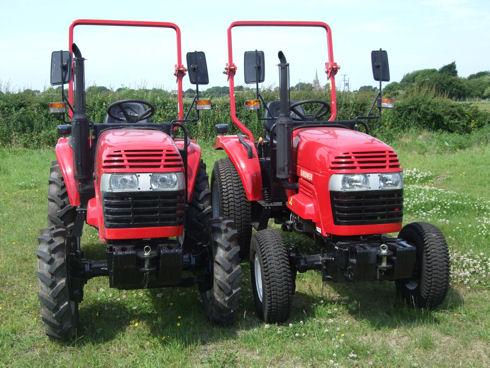 Siromer EU Tractors