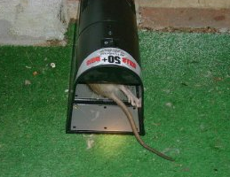 VICTOR - ELECTRONIC RAT TRAP - M240