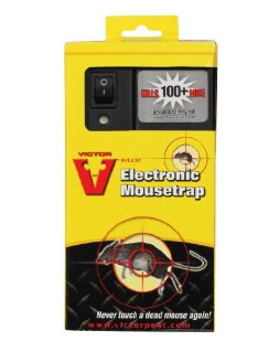 VICTOR - ELECTRONIC MOUSE TRAP - M252