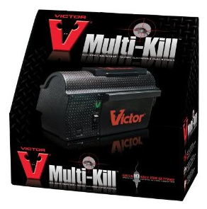 VICTOR - MULTIKILL ELECTRONIC MOUSE TRAP - M260