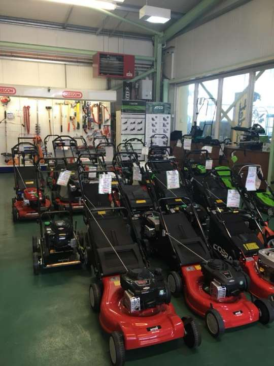 Looking for lawnmowers near North Yorkshire? Visit Steam and Moorland Machinery Centre for a great range of lawnmowers, pedestrian mowers, rider lawnmowers, tractor lawnmowers and many more!