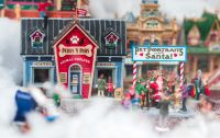 Build your own Christmas village