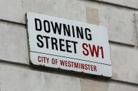Downing Street has been dubbed 'the greyest frontage known to man'