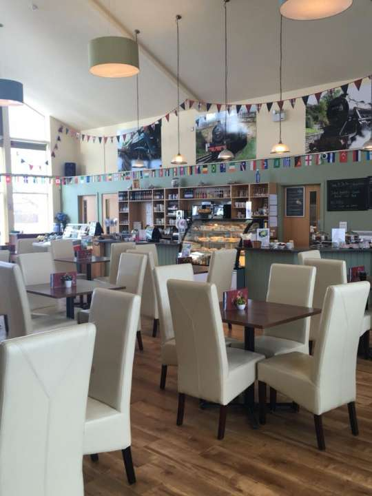 Looking for a restaurant in Pickering? Visit the Steam and Moorland Engine Shed Restaurant for light bites, breakfast, main meals, children's menu and drinks!