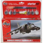 Airfix Hawker Siddeley Harrier GR.1 1:72 Scale