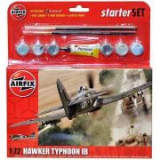 Airfix Hawker Typhoon IB 1:72 Scale