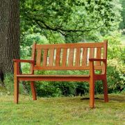 Alexander Rose Cornis Oslo Bench 4ft  AR323