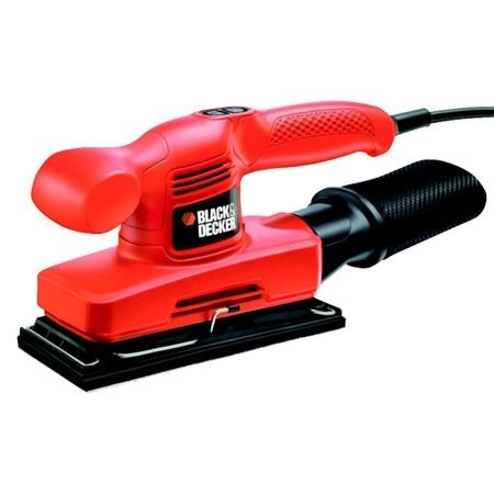 BLACK&DECKER 240W 1/3 Sheet Sander