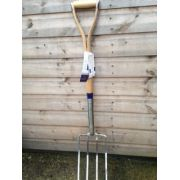 Bulldog Pedigree  Stainless Collection Digging Fork - PGDF28