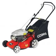 "Cobra M40C 16 "" Petrol Push Lawnmower"