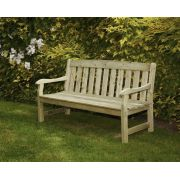 Devon TIVERTON Three Seater Bench (1005)