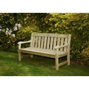 Devon TIVERTON Two Seater Bench (1011)