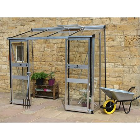 Halls Cotswold BROADWAY 84 lean-to Mill 6mm Polycarbonate