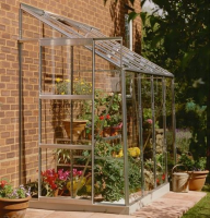 Halls EUROPA 48 Lean To Greenhouse