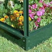 Halls Greenhouse Base 812 Universal & Magnum Forest Green