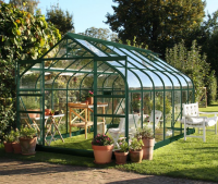 Halls SUPREME 8 Foot Greenhouses