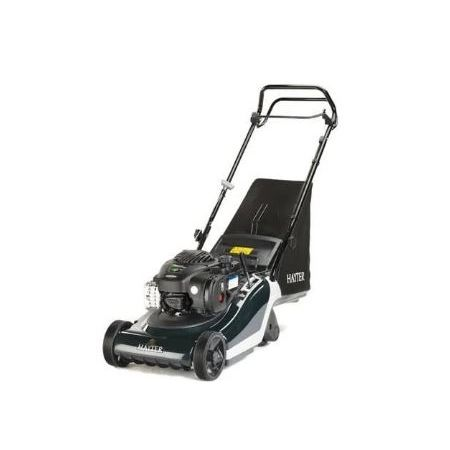 Hayter Spirit 41 mower with auto drive (619J)
