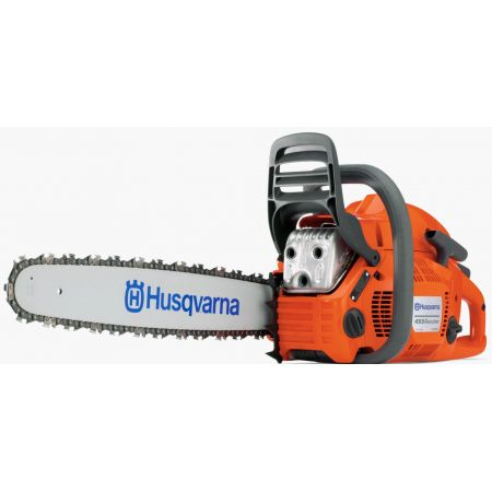 Husqvarna 455 Petrol Chainsaw Rancher with 18'' bar