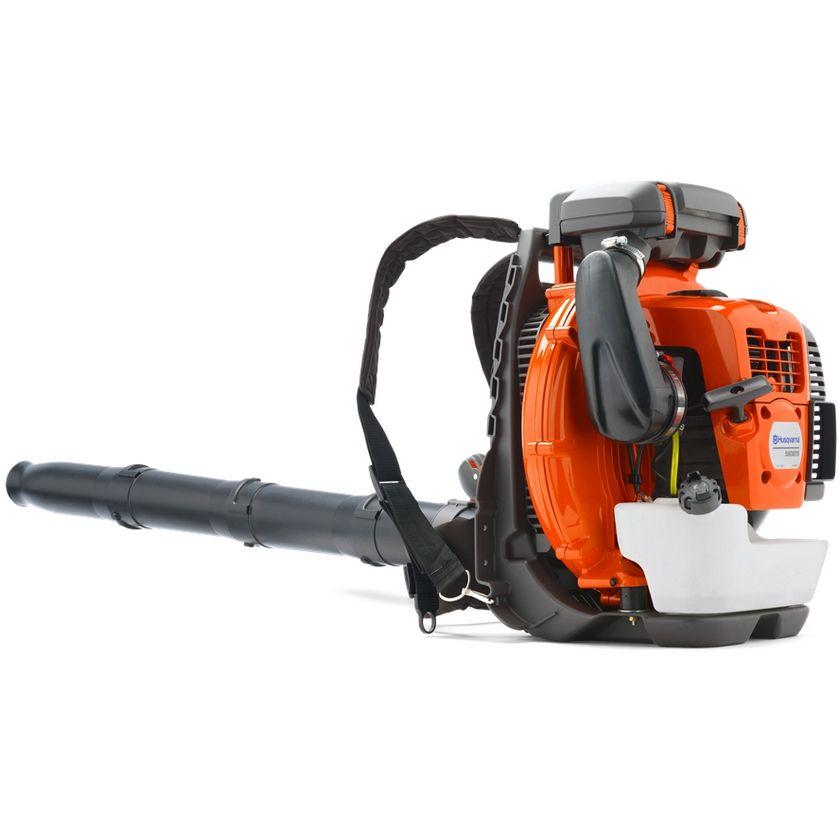 Industrial Vacuum Blowers : Husqvarna bts leaf blower commercial backpack