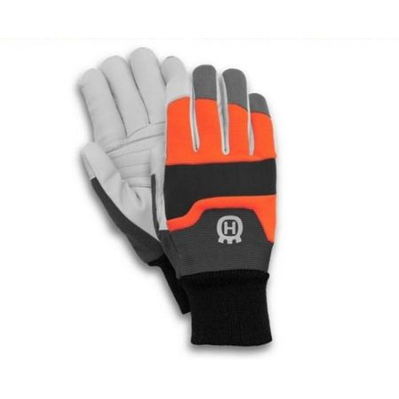 Husqvarna Chainsaw Gloves Small - Size 8
