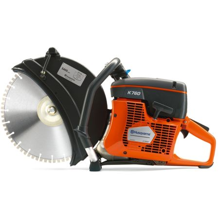 "Husqvarna K770 12"" Stone Cutting Saw"