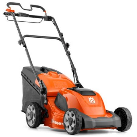 Husqvarna LC141iV Lithium Ion Battery-Operated Self Propelled Lawnmower (was LC141VLi)