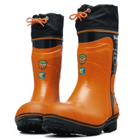 Husqvarna Light 24 Protective Boots Size 45 - UK10.5