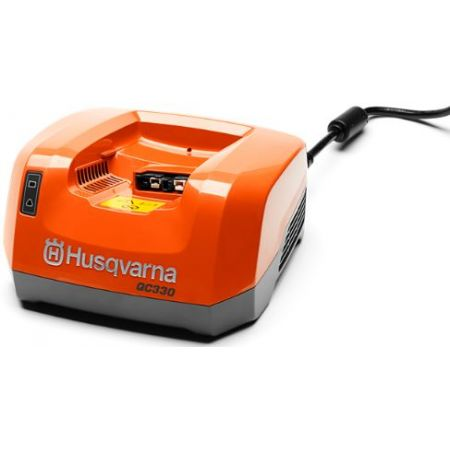 Husqvarna QC330 Lithium Ion Battery Charger 330W - image 1