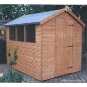 Regency Popular Apex Shed 6' x 8'