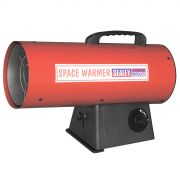 Sealey LP40 Propane Space Warmer« Heater 70000Btu/hr
