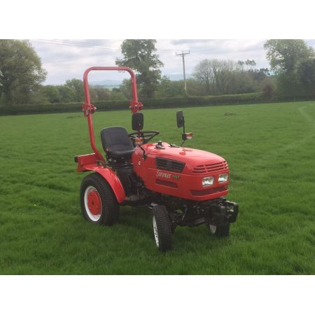 Siromer 164E - 4WD - Tractor Flatpacked (Assembly Option Available) - image 1