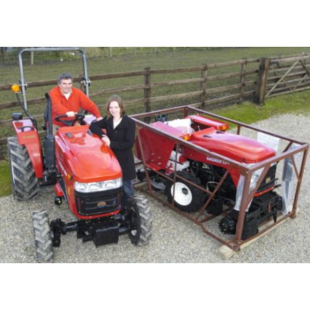 Siromer 204S - 4WD - Tractor Flatpacked (Assembly Option Available) - image 1