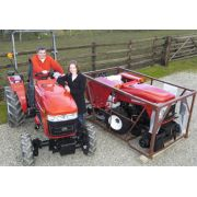 Siromer 204S - 4WD - Tractor Flatpacked (Assembly Option Available)