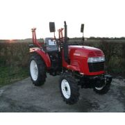 Siromer 244E Tractor Flatpacked (Assembly Option Available)