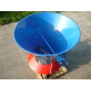 Siromer Salt Spreader with Deflector and Agitator C25
