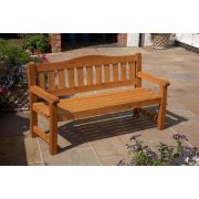 Somerset 3-seater Bench (380)