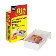 STV Big Cheese Live Multi-Catch Mouse Trap