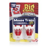 STV Big Cheese Ultra Power Mouse Trap 2 Pack