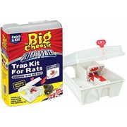 STV Big Cheese Ultra Power Trap Kit For Rats