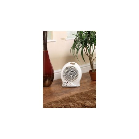 SupaWarm 2000 Watt Fan Heater RRP £19.99