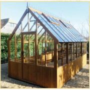 Swallow EAGLE ThermoWood Greenhouse 2562x4034 or 8'3 x 13'2 - image 2