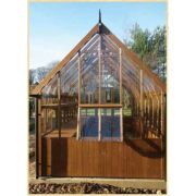 Swallow EAGLE ThermoWood Greenhouse 2562x5654 or 8'3 x 18'6 - image 3