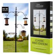 Tom Chambers Classic Bird Station BST009