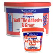 Vallance Wall Tile Adhesive and Grout 2.5 L